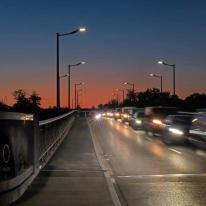 Wow de iGuzzini para la iluminación urbana y dial