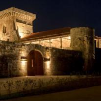 Castillo de Monterrei, proyecto de iluminación de iGuzzini