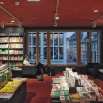 Erco remodela la iluminación de Dussmann das KulturKaufhaus de Berlín