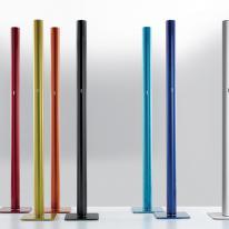Ilio, el tubo de Artemide en colores saturados