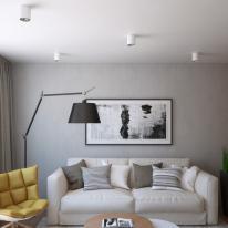 Amplitud lumínica en estancias pequeñas