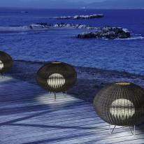 Bover, iluminación exterior de diseño