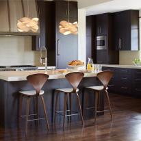 LZF Lamps, calidez en la cocina con la lámpara colgante Link