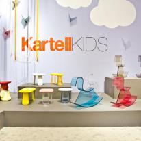 Kartell Kids, la nueva colección para los más pequeños
