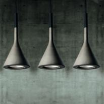 Lámparas colgantes de estilo industrial, decoración basada en funcionalidad