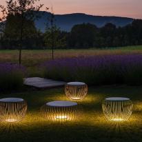 Meridiano Vibia, diseño e iluminación de exterior