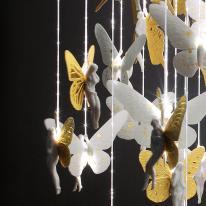 Lladró innova entorno a la porcelana