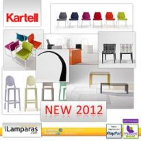 Kartell Novedades 2012