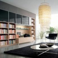 Decoración e iluminación en salas