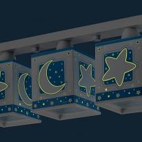 Lámparas Dalber para crear un dormitorio acogedor