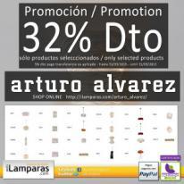 Arturo Alvarez oferta / promo