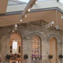 Linea Light, Blenheim Palace – nace el Centro Visitadores