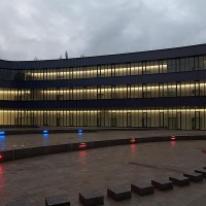 LineaLight,Gimnasio en Bochum (Bochum, GER)