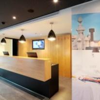 FARO ilumina el Hotel Andante de Barcelona