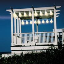 Iluminación exterior - Las Diferentes luces