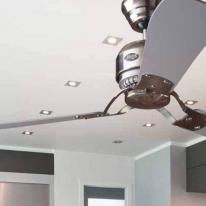 Ventiladores de diseño: suave brisa que activa