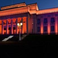 Philips, Museo Auckland War Memorial Nueva Zelanda