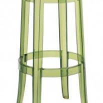 Taburete Alto para Kartell por Philippe Starck,