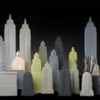 Atelier Lladró; edificios de porcelana