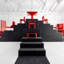 En Rojo: exposición de diseño en la galería Vinçon