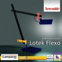 LoteK, diseño de Javier Mariscal para ARTEMIDE