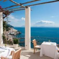 Decoración de hoteles:Grand Hotel Convento di Amalfi