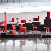 Barcelona, capital del diseño en rojo