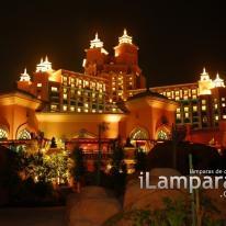 Resort Atlantis de Dubai: lujo y diseño oriental