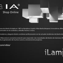 Lámparas Vibia, innovación y armonía desde Barcelona
