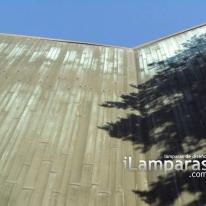 Luz e integración arquitectonica