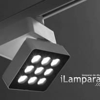Reggiani y sus proyectores diseñados por LAPD