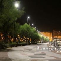 Philips y su tecnología LED en el Paseo del Sardinero, Santander