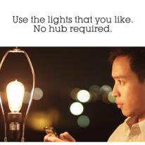 emberlight: convertir cualquier luz en una luz inteligente.