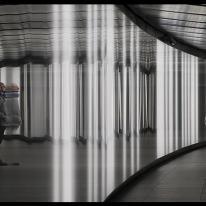 Halflife, secuencias de tecnologia digital en el metro de Londres