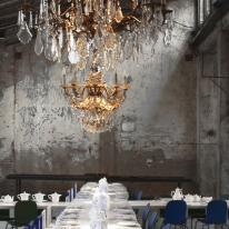 Restaurante Carlo e Camilla in Segheria, entre el sueño y la realidad