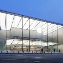 Simplicidad, belleza e innovación en la nueva Apple Store de Hangzhou