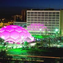 Ríos De Luz: la iluminación como atractivo turístico y cultural