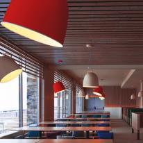 Scout de Blux ilumina el restaurante de la estación de esquí Grandvalira