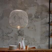Spokes de Foscarini, la lámpara inspirada en una bicicleta