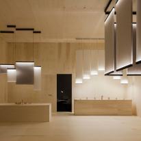 Cortina de luz de Arik Levy