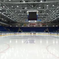 Reforma del Palacio de deportes Trade Union realizada por Disano