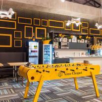 Café Veuve Clicquot, vanguardia y distinción con ORA de Mantra