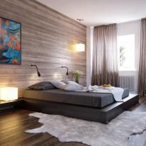 La luz adecuada para el dormitorio