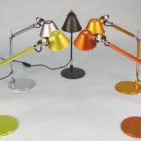 Artemide y la versatilidad de su lámpara Tolomeo