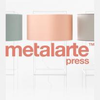 Nuevos productos de Metalarte: Lewit Kvadrat