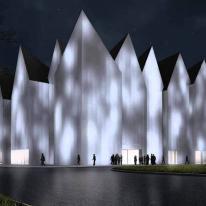 Mejor iluminación arquitectural de exterior