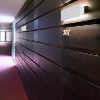 SUAU de Pujol Iluminación, aplique para proyectos Contract