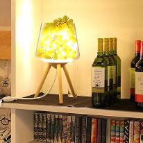 Fillin, lámpara de sobremesa de diseño personalizable