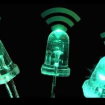 Li-Fi, Internet através de la luz