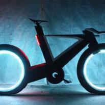 Cyclotron Bike: un paseo iluminado